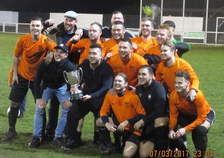 The TASL Premier Cup 2017 Winners