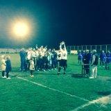 Celebrations begin after beating Ockendon Manor 3- 2